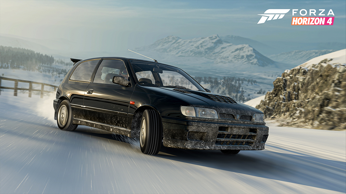 Forza Horizon 4/Update 22
