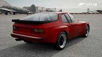 FM7 Porsche 924 Rear