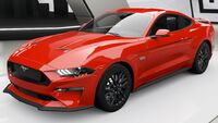 FH4 Ford Mustang 18 Front