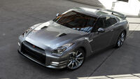 FM5 Nissan GTRBlackEdition