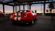 FS Alfa Romeo 8C Rear