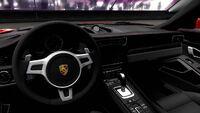 FH4 Porsche 911 Turbo 14 Dashboard