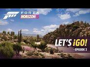 Forza Horizon 5- Let's ¡Go! – Episode 2