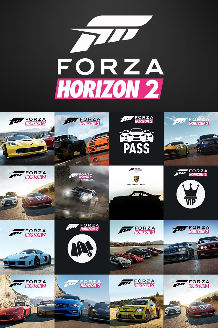 Forza Horizon 2/Complete Add-Ons Collection