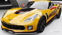 FH4 Corvette 15 Bondurant Front
