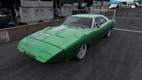 FM7 Dodge Charger Daytona 69 FE Front
