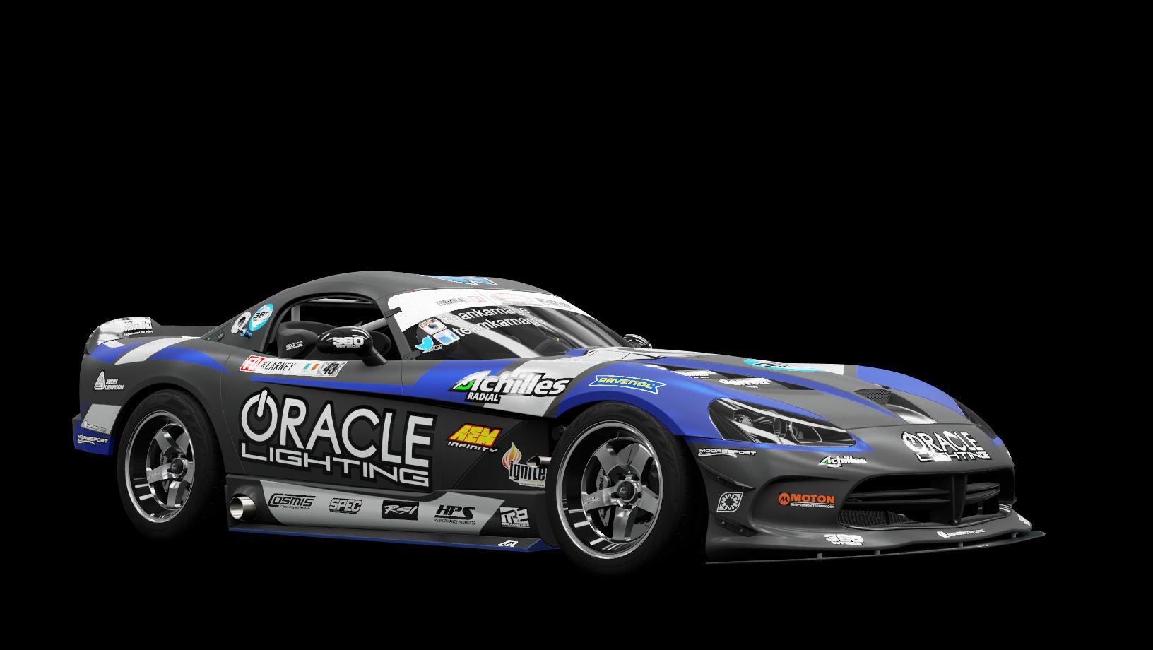Formula Drift 43 Dodge Viper Srt10 Forza Wiki Fandom