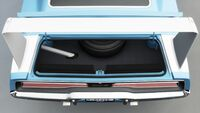FH3 Dodge Charger Daytona Trunk