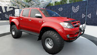 FH3 Hilux AT38 Front
