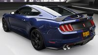 FH4 Ford Mustang 16 Rear