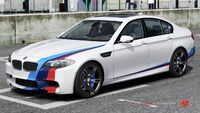 FM4 BMW M5-F10Design