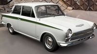 FH3 Ford Cortina Front