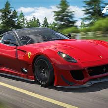 Ferrari 599xx Evolution Forza Wiki Fandom