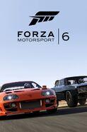 FM6 DLC Fast & Furious Car Pack