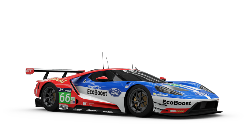 Ford 66 Ford Racing GT Le Mans