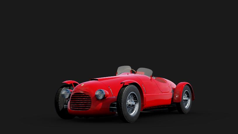 Ferrari 166 Inter Sport