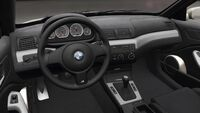 FH4 BMW M3-GTR Interior