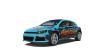 FH VW Scirocco R LCE