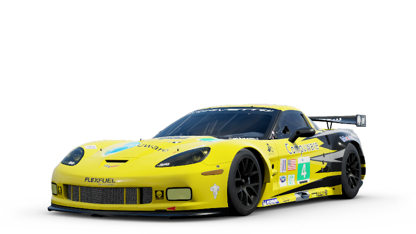 Chevrolet 4 Corvette Racing ZR1