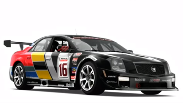 Cadillac SCCA CTS-V