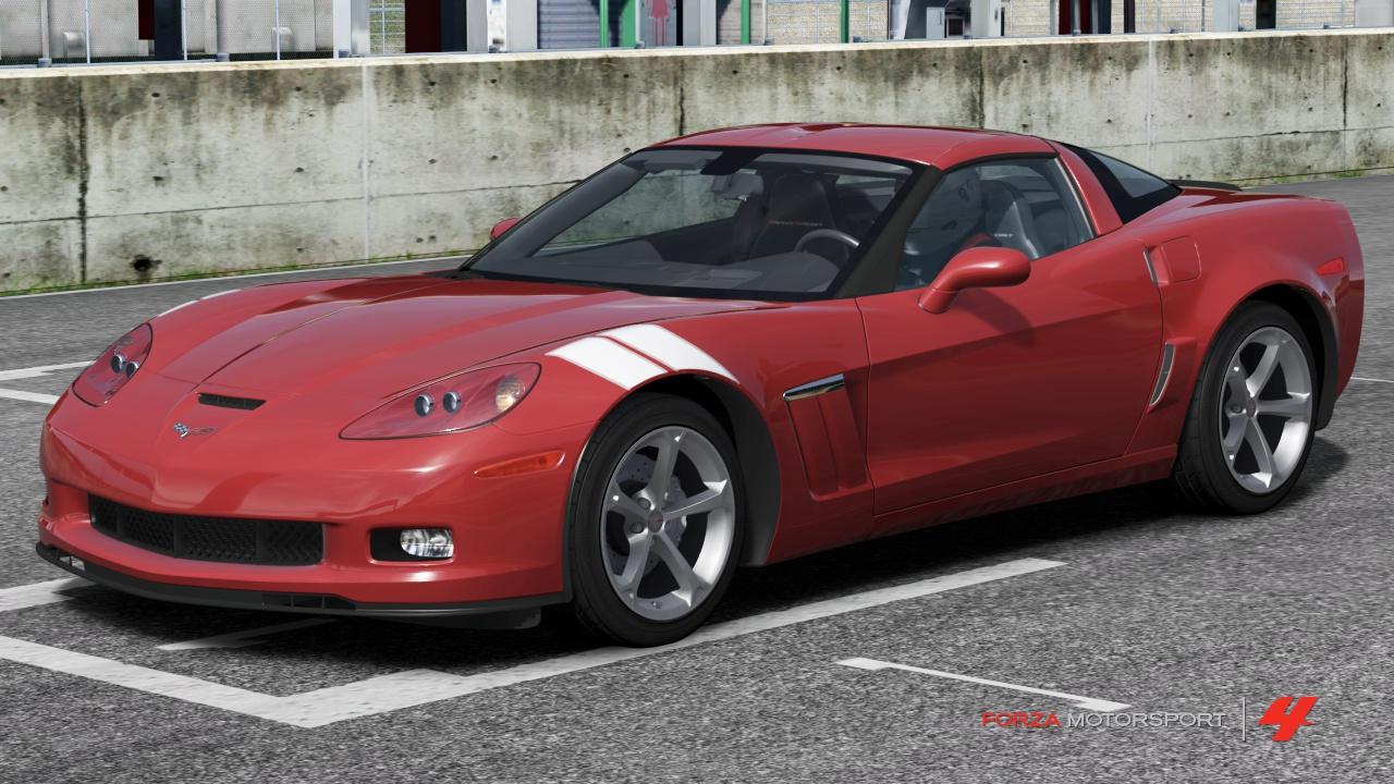 Chevrolet Corvette Grand Sport (2010)