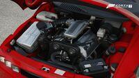 FM7 Alfa SZ Engine