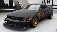FH4 Hot Wheels Ford Mustang Front