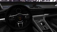 FH4 Porsche Panamera Dashboard