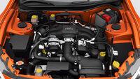 FH4 Toyota GT86 Engine