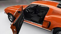 FH4 Ford Mustang 68 Interior2