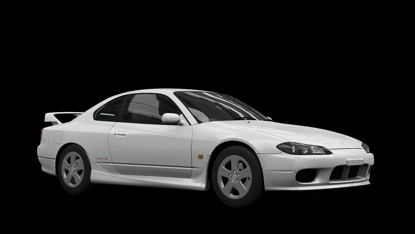 Nissan Silvia Spec-R