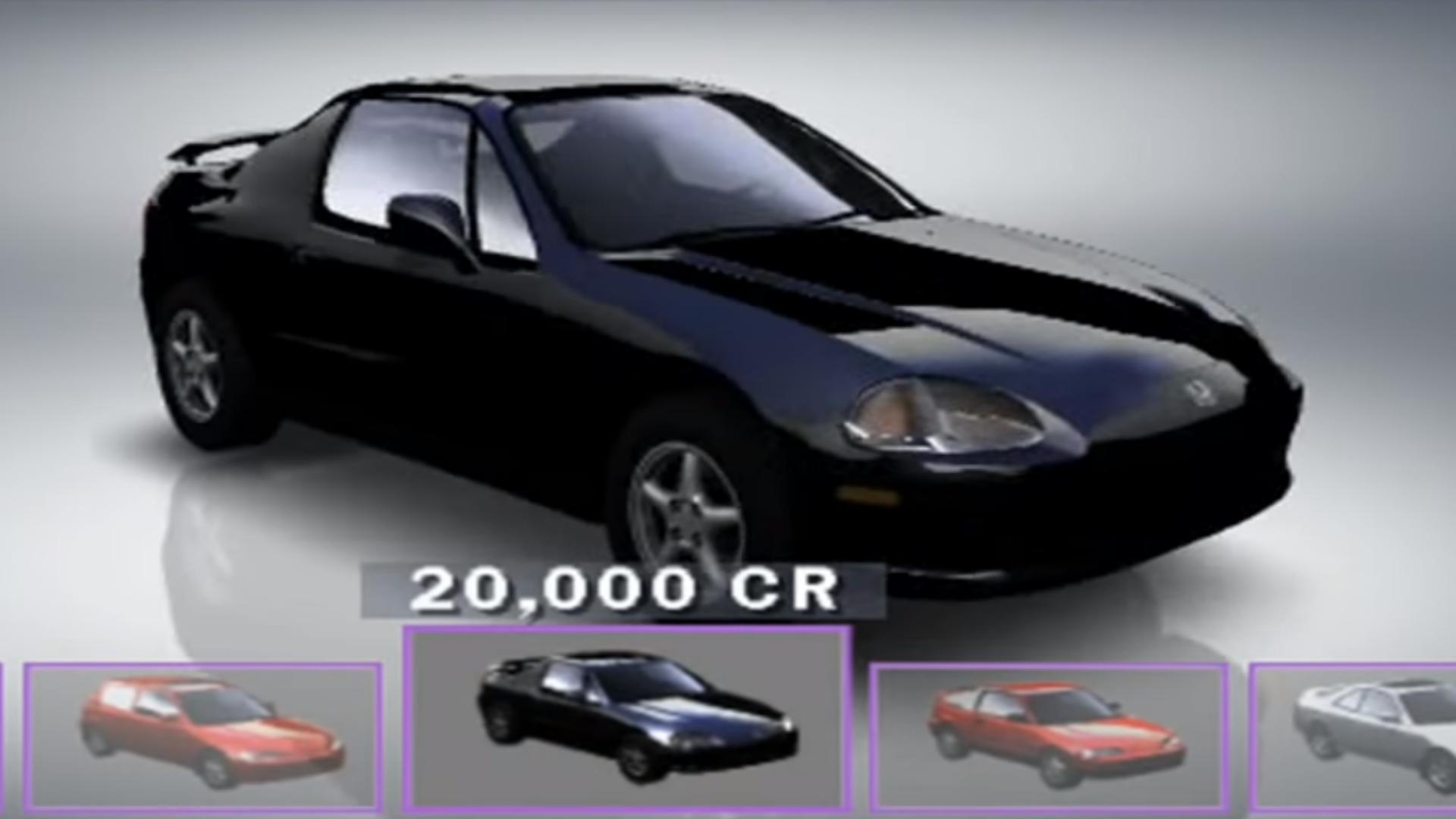 Honda Civic del Sol VTEC