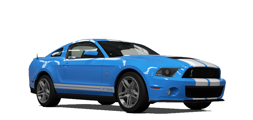 Ford Shelby GT500 (2010)