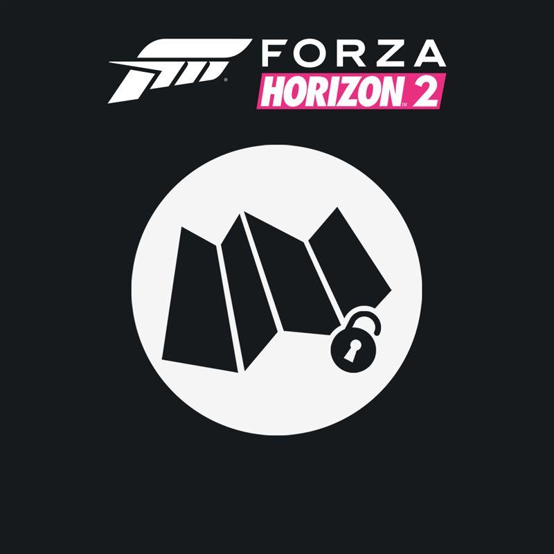 Forza Horizon 2/Treasure Map