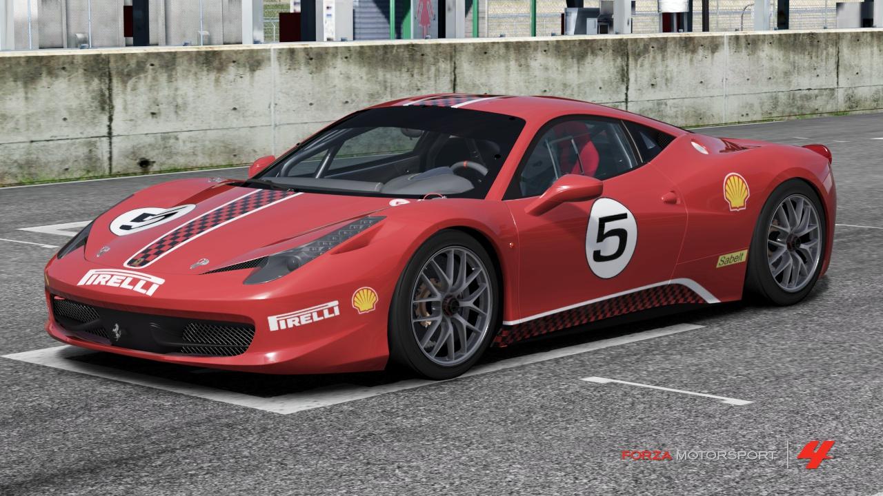 Ferrari 458 Challenge Forza Wiki Fandom