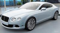 FH3 Bentley Continental 2013