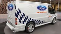 FH3 Ford Transit Rear