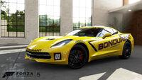 FM5 Chevy Corvette Bondurant Promo