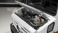 FH4 M-B Unimog U5023 Engine