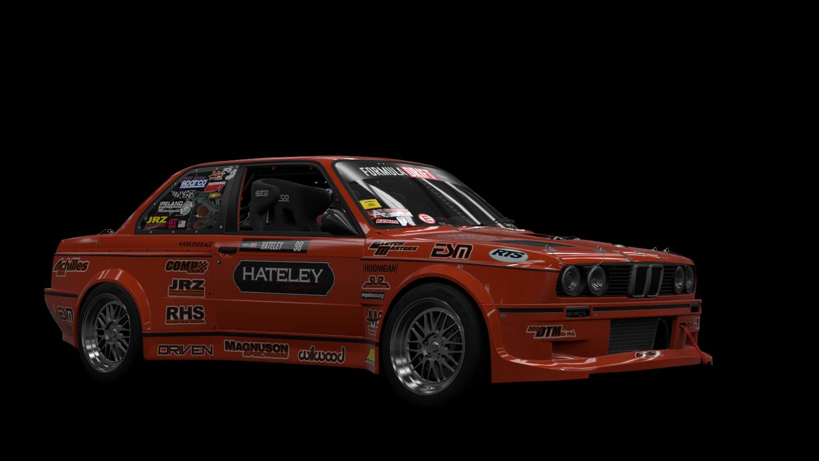 Formula Drift 98 BMW 325i