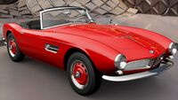 FH3 BMW 507 Front