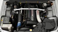 FH3 Nissan GT-R 95 Engine