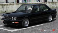 FM4 BMW M5 88