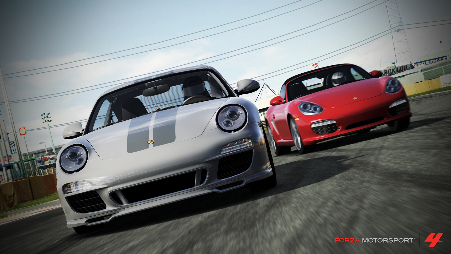 Forza Motorsport 4/Porsche Expansion Pack