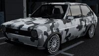 FM7 Ford Fiesta 81 FE Front