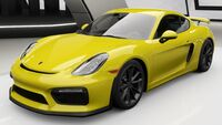 FH4 Porsche Cayman 16 Front