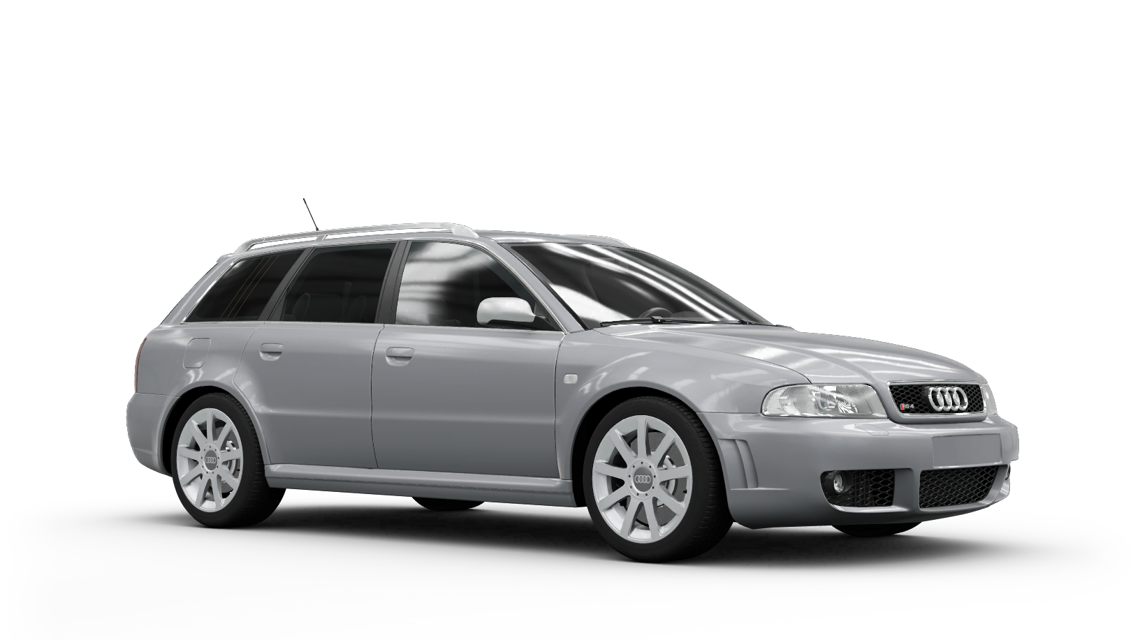 Audi RS 4 Avant (2001)