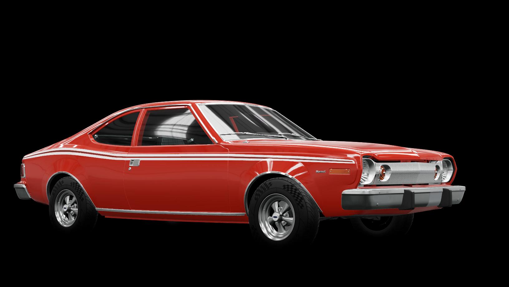James Bond Edition AMC Hornet X Hatchback