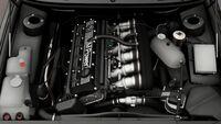 FH3 BMW M5 88 Engine