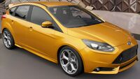 FH3 Ford Focus ST Front